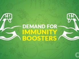 Demand for Immunity Boosters