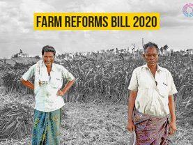 Farm Reforms Bill 2020-Will it Get Rid of Middlemen or is it an Anti-farmer Propaganda