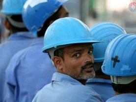 Blue collar workers are back to work, guaranteed income and healthcare cover are top priorities