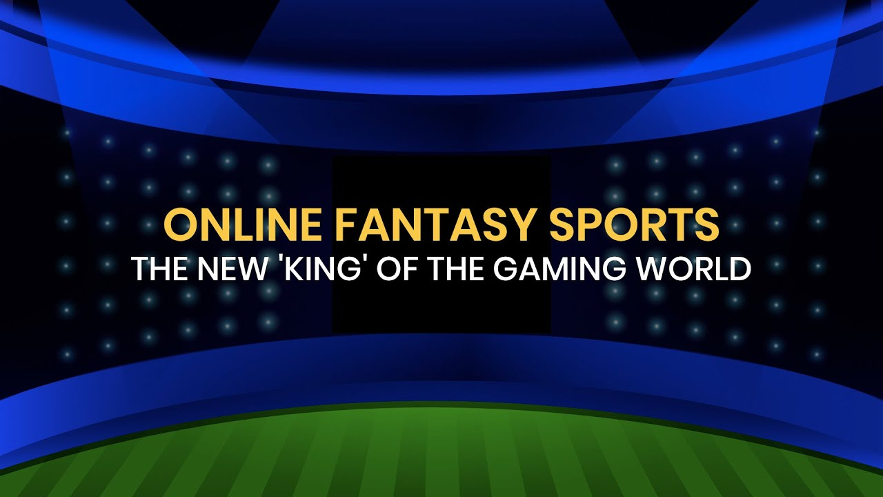 Online-fantasy-sports-the-new-King-of-the-gaming-world