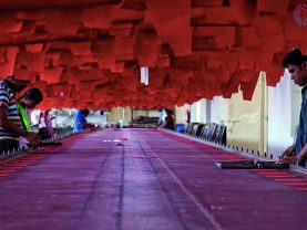 garment industry india