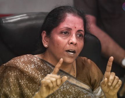 Highlights of finance minister Nirmala Sitharaman's Aatmanirbhar Bharat stimulus 3.0