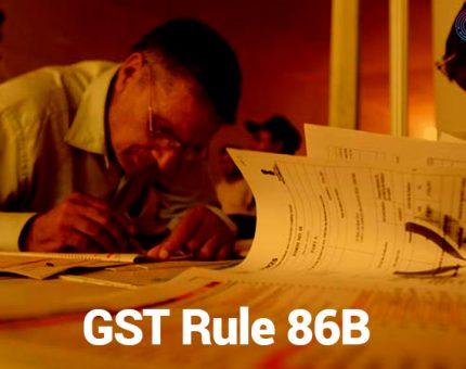 New GST amendment will curb fraud; SME Futures explains Rule 86B