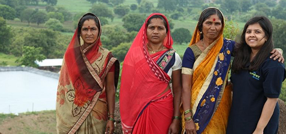 Inside article1-Jalasanchay-Changing lives of farmers' by harnessing the power of water conservation