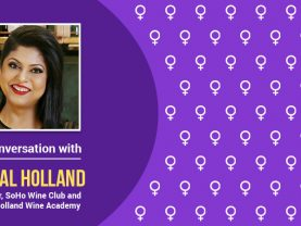 Sonal Holland-SoHo Wine Club and Sonal Holland Wine Academy