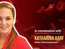 Katharina Harf-DKMS Global Ambassador