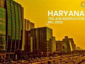 Haryana 75% job reservation bill 2020- Boon or bane