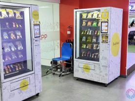 With IoT smart vending machines, Daalchini intends to re-shape retail trend in India