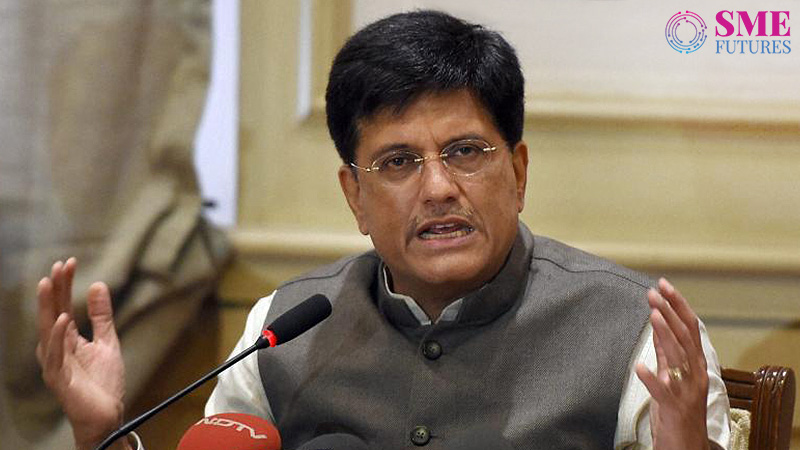 Foreign e-commerce companies violated Indian laws-Piyush Goyal