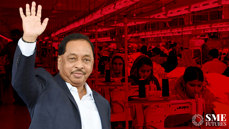 Three top things that MSMEs want from Narayan Rane- Ease of doing business, finance and timely payments