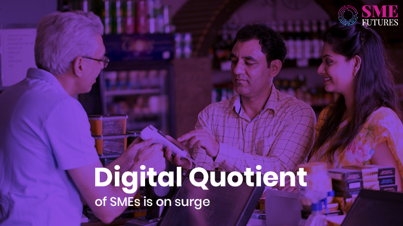 Digital quotient of SMEs is on surge, bringing more opportunities for industries