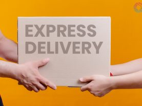 The changing landscape of express delivery in the last mile delivery sector