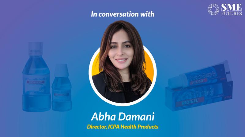 Abha-Damani-ICPA-Health-Products