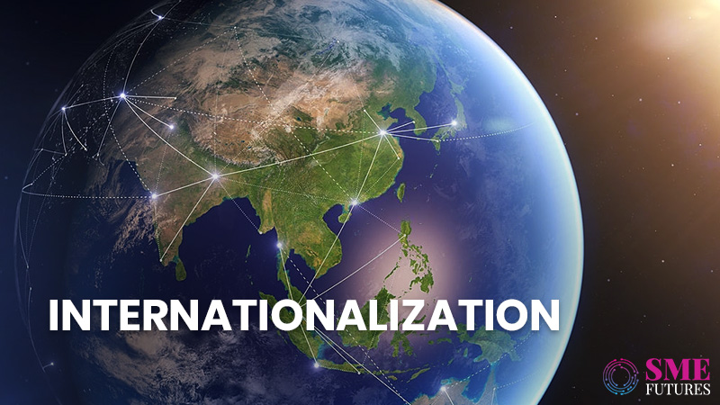 Internationalization - New Frontiers for SMEs in India
