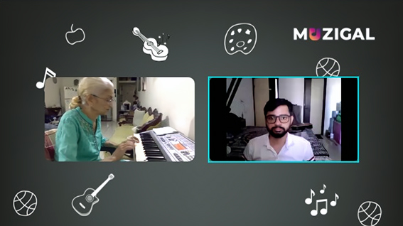 Inside article2-Muzigal-Making the harmony easy for online music learners